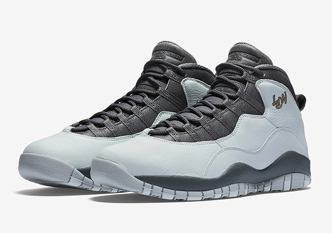 6ed44412d8eb London Air Jordan 10 Release Date