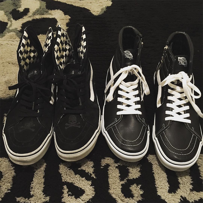 d65f6fc2fc mastermind JAPAN and Vans are Collaborating Again outlet ...