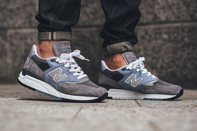 New Balance 998 Cool Grey