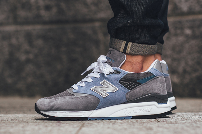 promo code 989ef 4cbde New Balance 998 Cool Grey | SneakerFiles