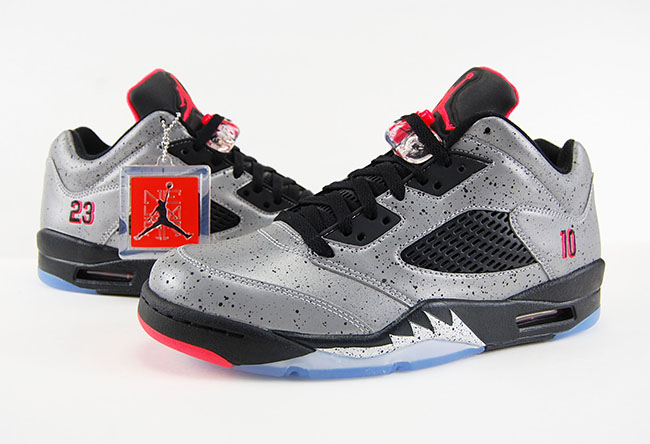Neymar Air Jordan 5 Low Review