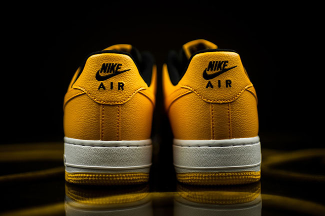 Nike Air Force 1 Low Black Yellow