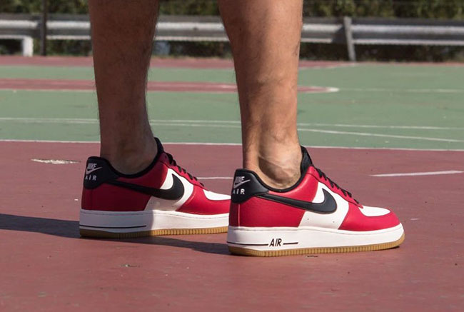 Nike Air Force 1 Low Chicago Gum