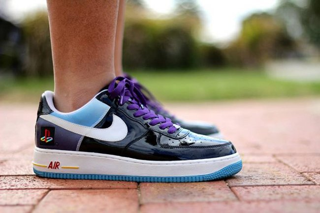 Nike Air Force 1 Playstation 2016