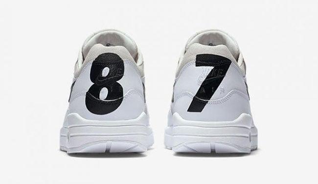 Nike Air Max 1 87 Back Heel | SneakerFiles