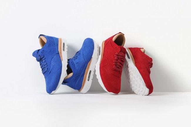 a806eb352d2e Nike Air Max 1 Royal Red Blue