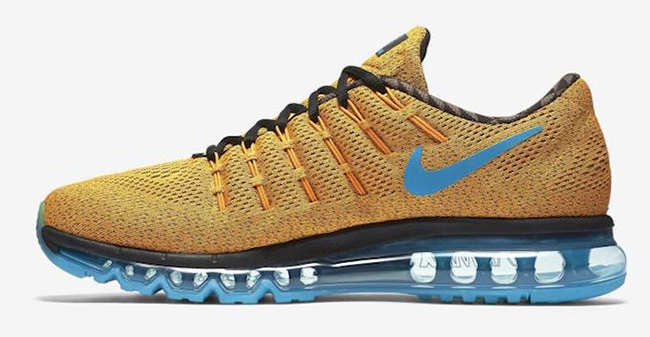2016 Nike Air Max Brown