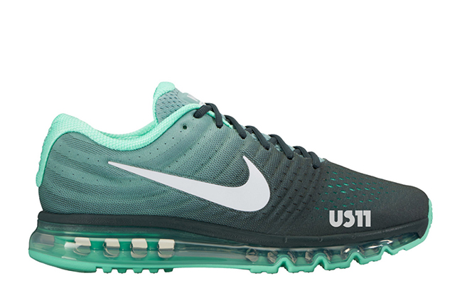 Nike Air Max 2017 Colorways