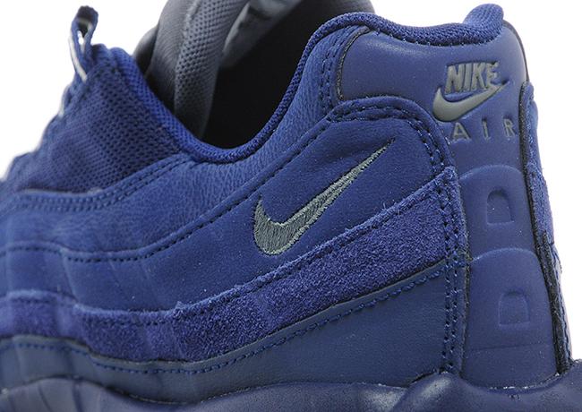 Nike Air Max 95 Blue Grey