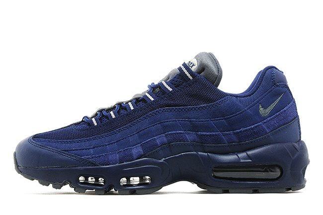 Nike Air Max 95 Blue Grey | SneakerFiles