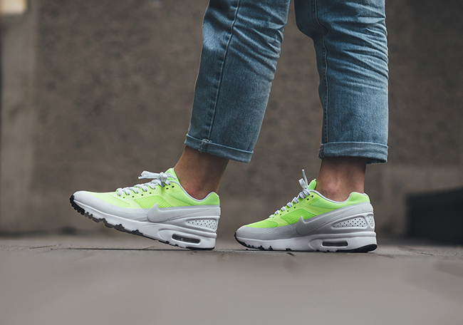Nike Air Max BW Ultra Ghost Green