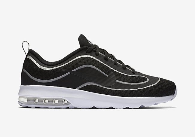 Nike Air Max Mercurial R9 Black Silver