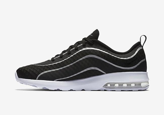 Nike Air Max Mercurial R9 Black Silver