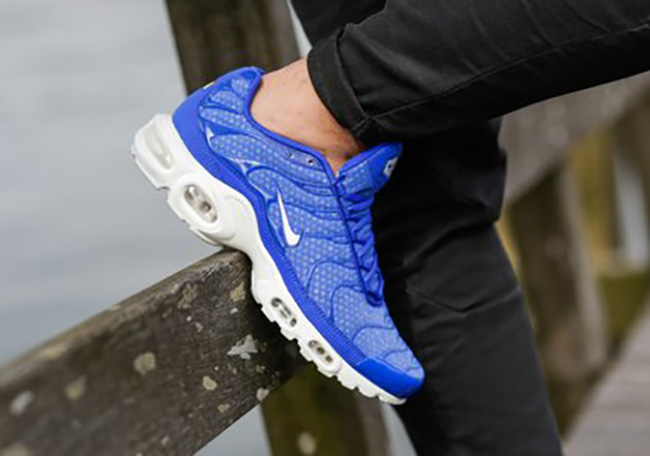 Nike Air Max Plus Mesh Racer Blue