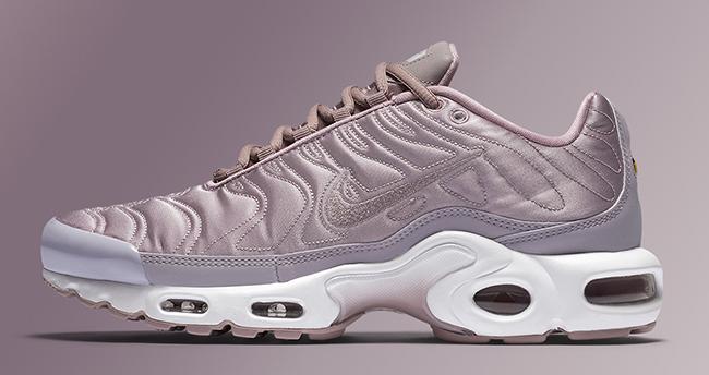 Nike Air Max Plus Satin Pack Sneakerfiles