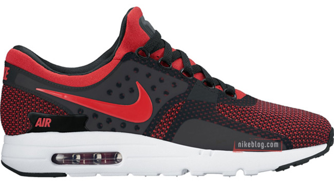 Upcomnig Nike Air Max Zero Essential Colorways