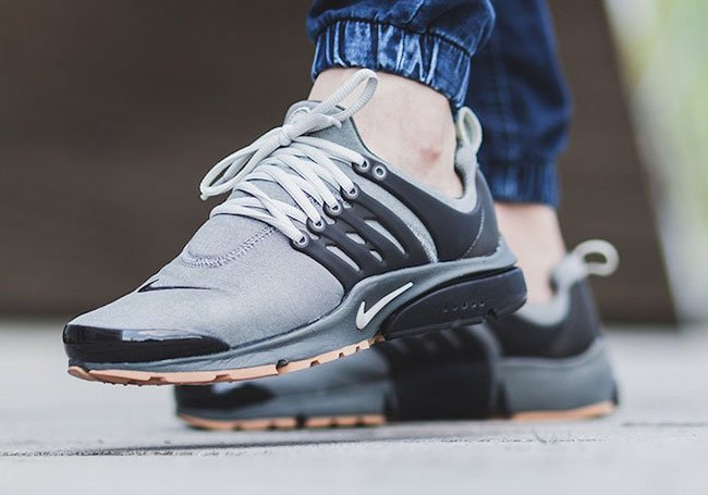 Nike Air Presto Premium Granite Sneakerfiles