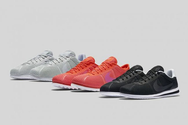 super cute 228e0 a6183 Nike Cortez Ultra Breathe Colorways