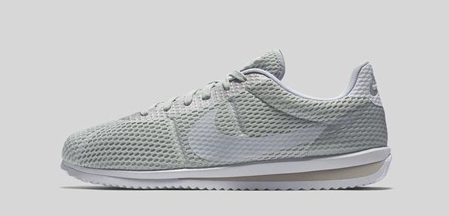 Nike Cortez Ultra Breathe Grey