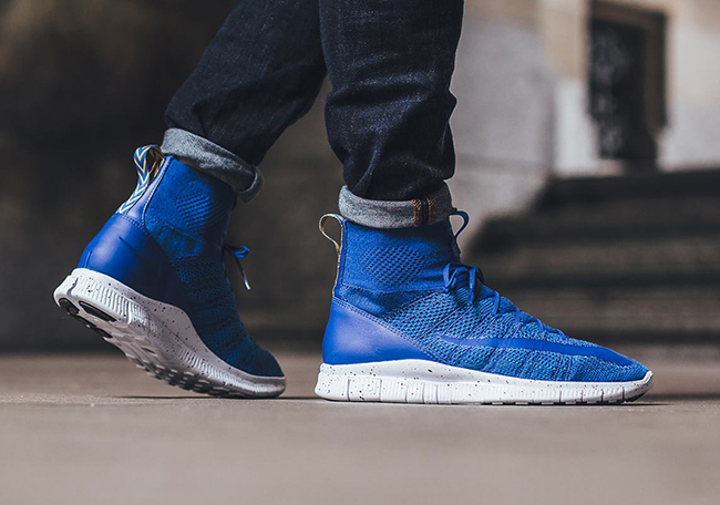 Nike Free Flyknit Mercurial Superfly 2016 Spring