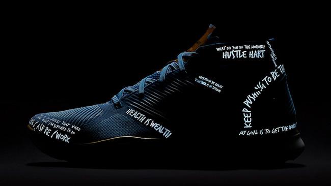 new products a1cf5 dbb97 Nike Free Train Instinct Hart Hustle Hart Blue