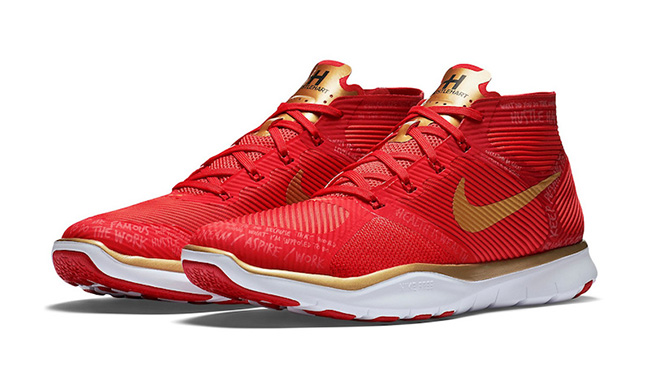 Nike Free Train Instinct Hart Hustle Hart Red
