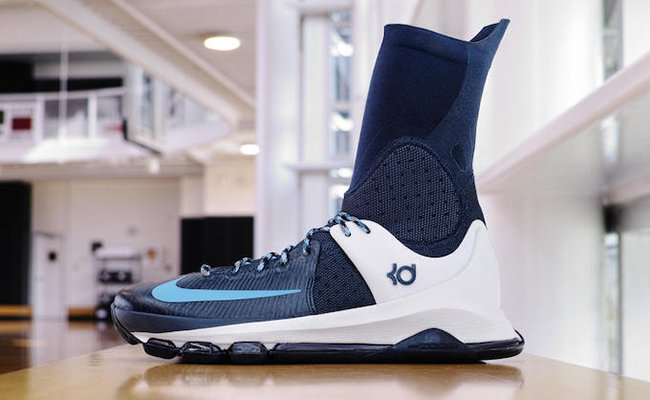 Nike KD 8 Elite Navy