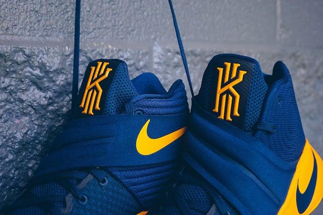 Nike Kyrie 2 Cavs Playoffs PE