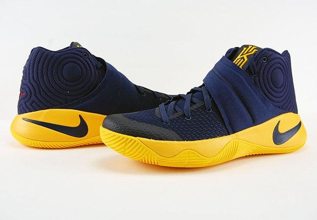buy popular e85a5 4960c Nike Kyrie 2 Cavs Review