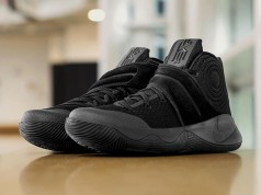 Nike Kyrie 2 Triple Black