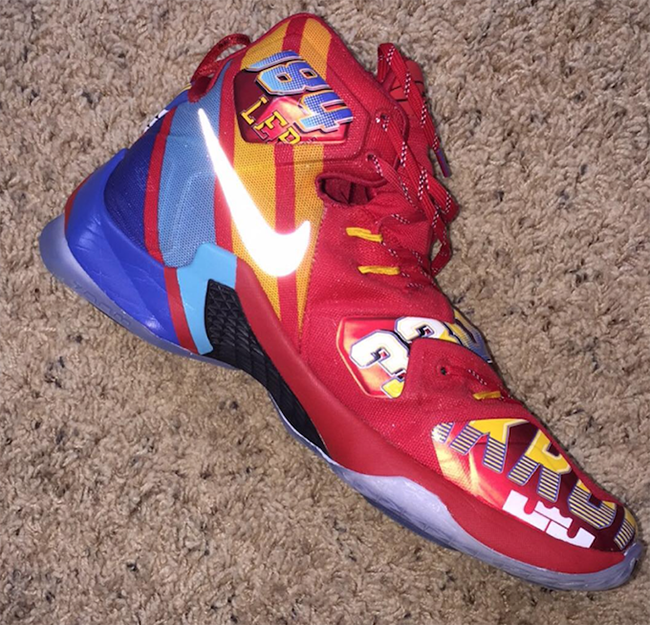 Nike LeBron 13 EYBL
