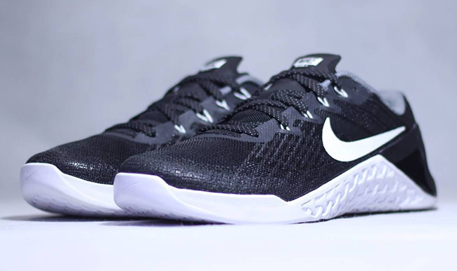 Nike Metcon 3 Black White