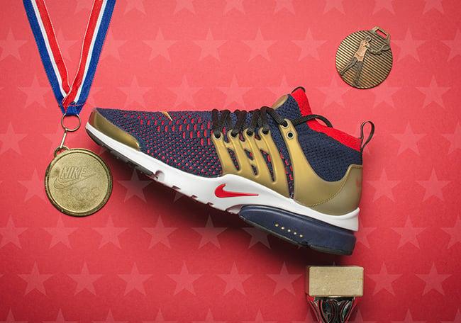 Nike Presto Flyknit Olympic