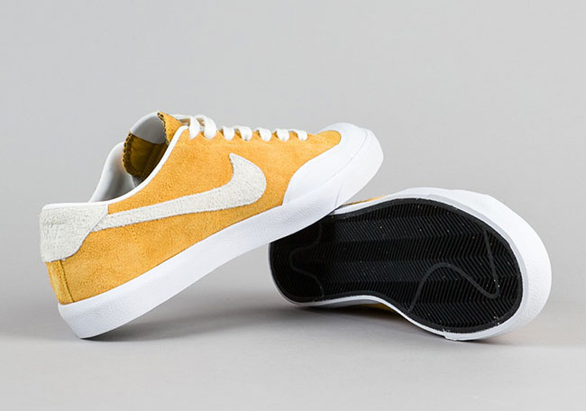Nike SB All Court CK University Gold