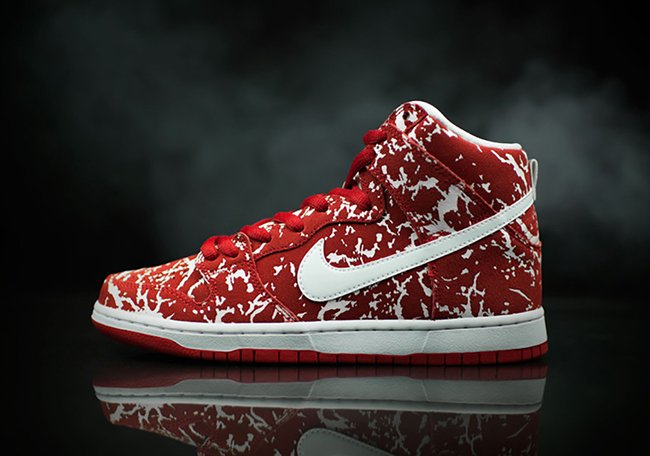 Nike SB Dunk High Raw Meat