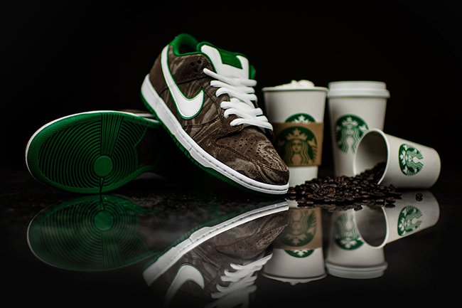 Nike SB Dunk Low Starbucks