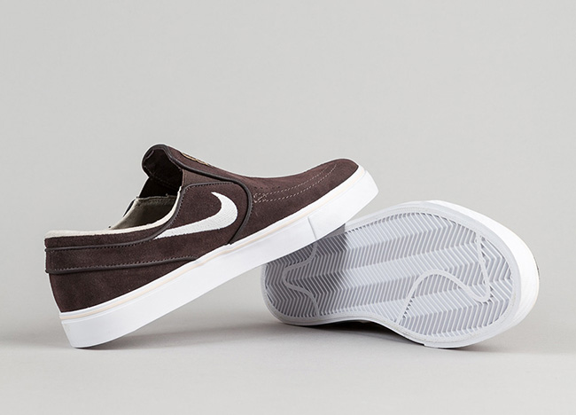 first rate 51974 6aebc Nike SB Stefan Janoski Slip On Cappuccino Pack