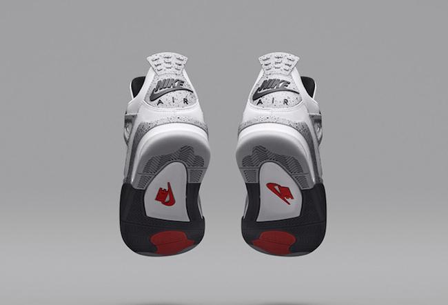Nike SNKRS Jordan 4 Restock