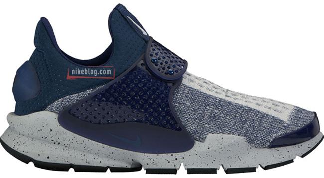 le dernier e0f7c f686a Nike Sock Dart iD, timberland carr s nart