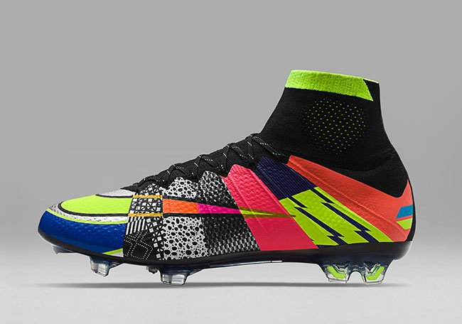 Nike What The Mercurial Soccer Cleats SneakerFiles