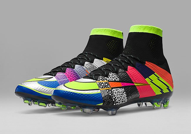 c07f1772d Nike What The Mercurial Soccer Cleats | SneakerFiles