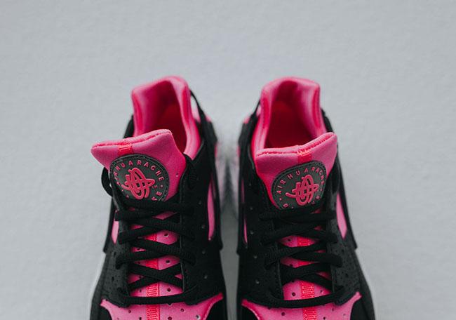 Nike Air Huarache Svart Rosa twjWuvi
