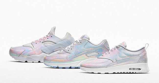 NikeID NSW Summer Iridescent Collection