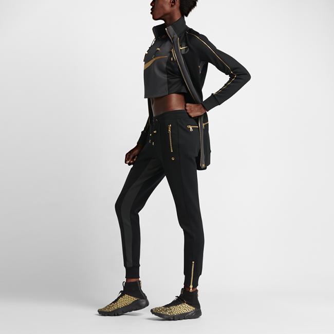 Olivier Rousteing Balmain Nike Apparel