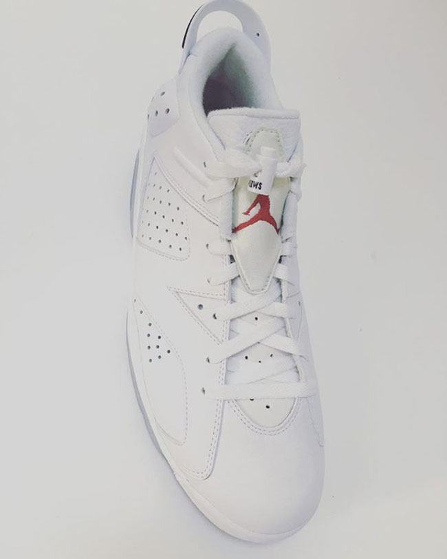OVO Air Jordan 6 Low Views Hot 100