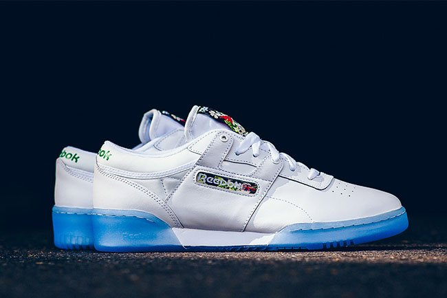 fc2501ea248815 Reebok Workout Lo Clean SF White Ice