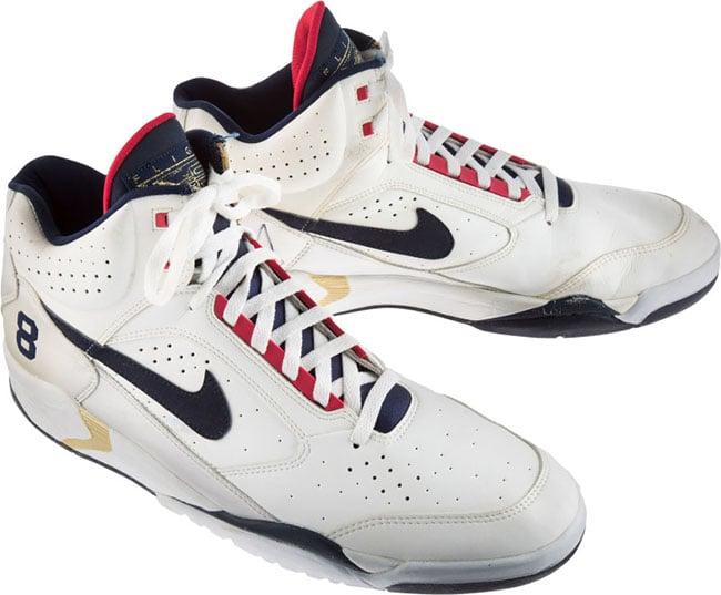 Scottie Pippen Nike Air Flight Lite