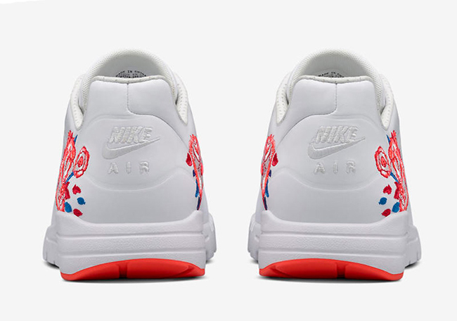 Serena Williams Air max 1 Flower Floral