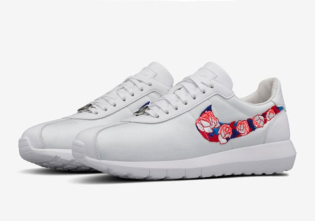 Serena Williams Nike Roshe Floral