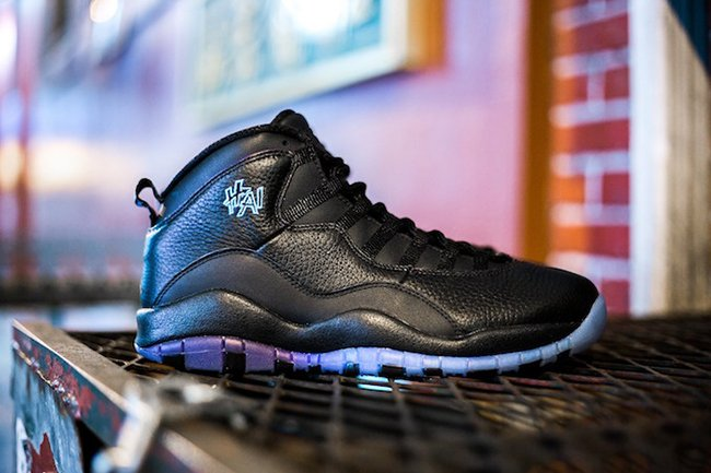 Shanghai Air Jordan 10 City Pack